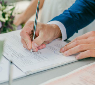 Requirements of an Islamic Marriage Contract